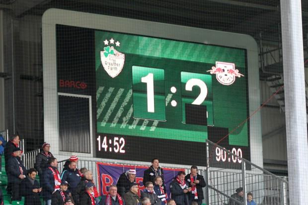 Last-Minute-Sieg in Fürth. Foto: GEPA Pictures
