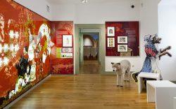 Rotkäppchen und dem Wolf ist im Brüder Grimm-Haus eine Sonderschau und eine Extra-Sammlung gewidmet. Foto: Karsten Pietsch