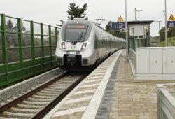 In Markkleeberg wird sich der S-Bahn-Takt deutlich verdichten. Foto: Ralf Julke