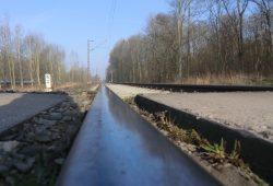 Sachsen 2015: Kommt hier noch ein Zug vorbei? Foto: Marko Hofmann