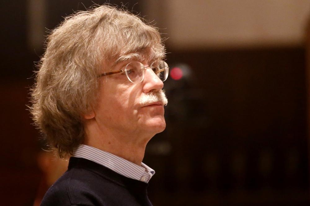 Thomaskantor Gotthold Schwarz. Foto: Alexander Böhm