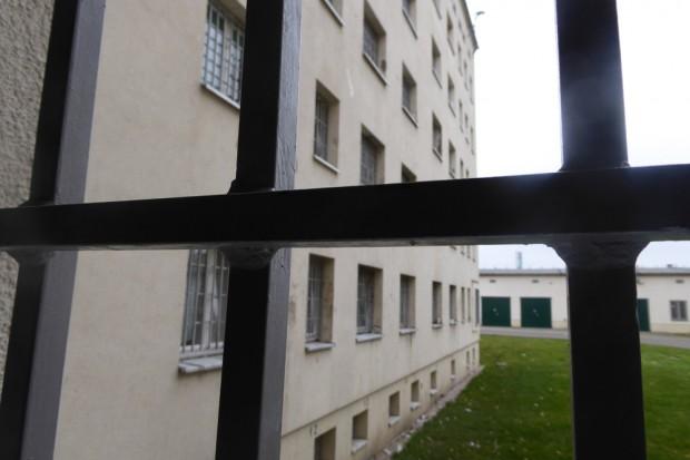 Blick aus einer Zelle der JVA Leipzig. Foto: Andreas Herrmann