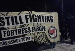"""Das Konzept """"Festung Europa"""" bleibt weiter umkämpft. Foto: René Loch"""