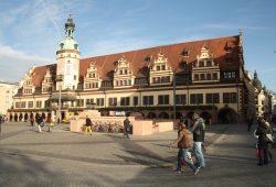 Das Alte Rathaus. Foto: Ralf Julke