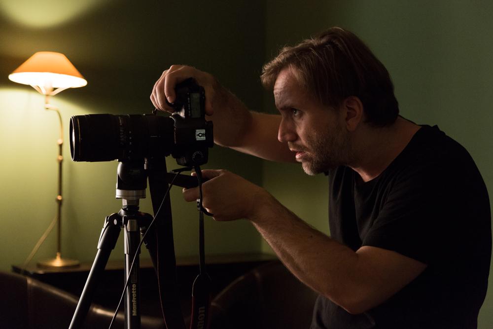 Tanners Interview mit dem Preisträger-Fotografen Corwin von Kuhwede