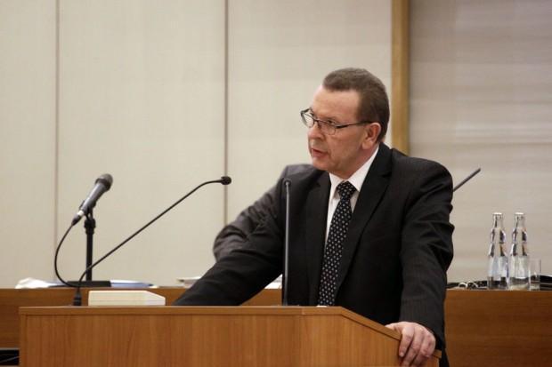 Achim Haas (CDU) forderte die volle Härte des Gesetzes. Foto: L-IZ.de