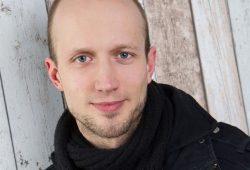 SF-Schriftsteller Henning Hesse. Foto: privat
