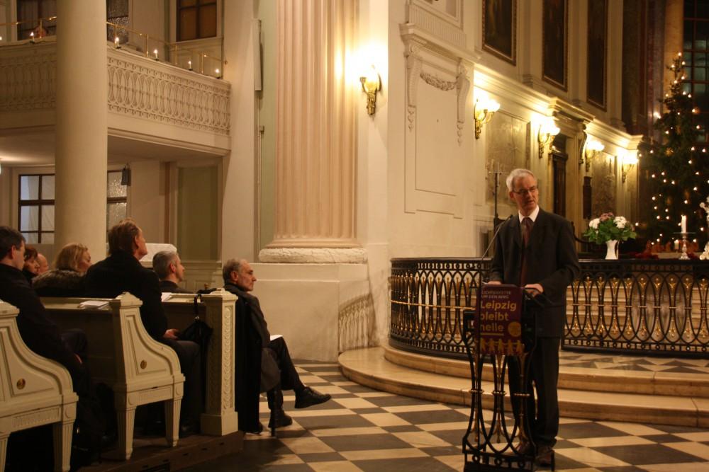 Pastor André Krause. Foto: Ernst-Ulrich Kneitschel