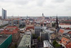 Die natürliche Mitte der Metropolregion: Leipzig 2011. Foto: Ralf Julke
