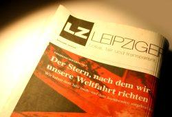 """Die Dezember-Ausgabe der """"Leipziger Zeitung"""". Foto: Ralf Julke"""