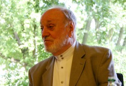 Kurt Masur im Jahr 2009. Foto: Ralf Julke