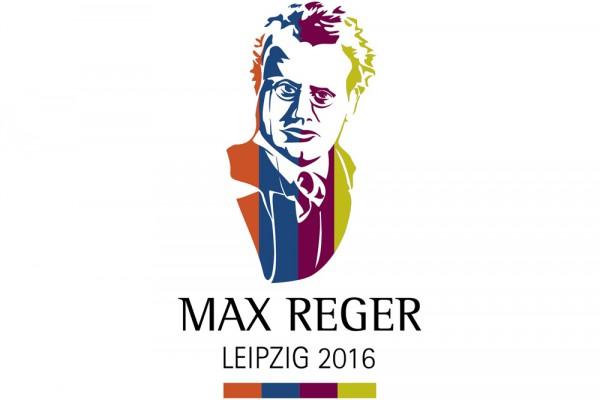 Das Logo zum Max-Reger-Festjahr in Leipzig.