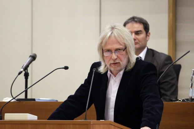 Professor Kurt Mühler widmet sich den wissenschaftlichen Aspekten der Gewalt in der Stadt. Foto: L-IZ.de