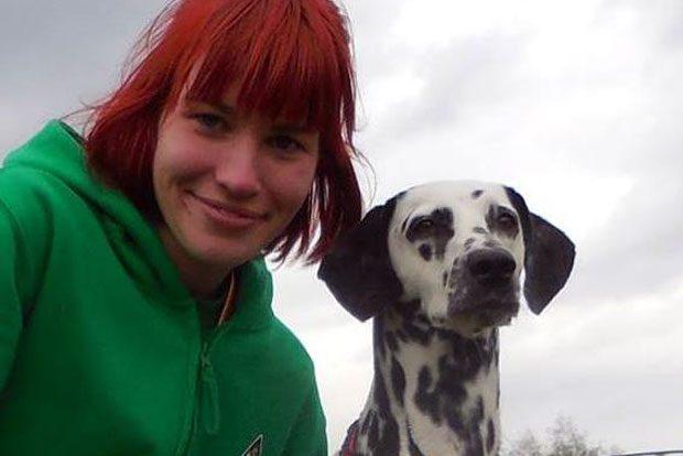Tanners Interview mit der Zughundesportlerin Nane Schirrmeister