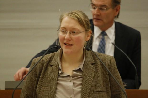 Nicole Wohlfarth (SPD). Foto: L-IZ.de