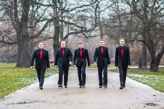Vokalquintett Vokalquintett Ensemble Nobiles. Foto: Ensemble Nobiles PR
