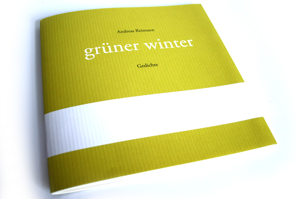 Andreas Reimann: Grüner Winter. Foto: Ralf Julke