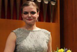 Lortzing-Preisträgerin 2016: Julia Samira Danz. Foto: Siegfried Duryn