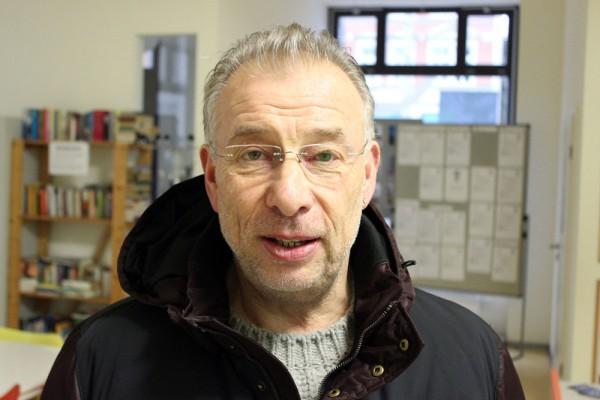 Vorsitzender des NuKLA e.V. Wolfgang E. A. Stoiber. Foto: Volly Tanner