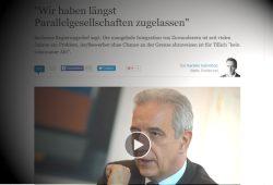 Tillich-Interview auf welt-online. Screenshot: L-IZ