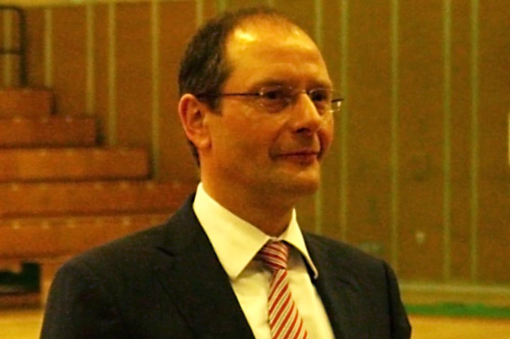 Innenminister Markus Ulbig. Foto: Ralf Julke