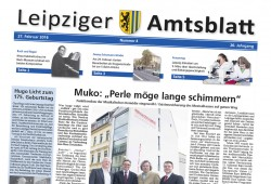 Leipziger Amtsblatt vom 27. Februar 2016. Screenshot: L-IZ
