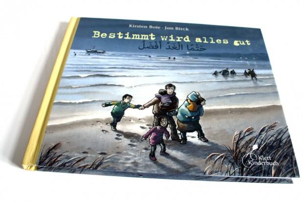Kirsten Boie, Jan Birck: Bestimmt wird alles gut. Foto: Ralf Julke