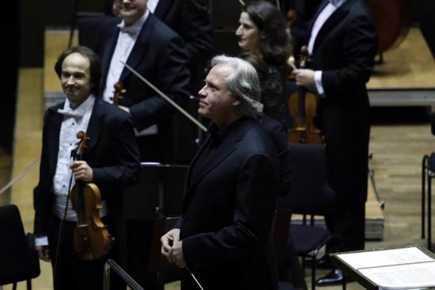 Dirigent Markus Stenz. Foto: Alexander Böhm