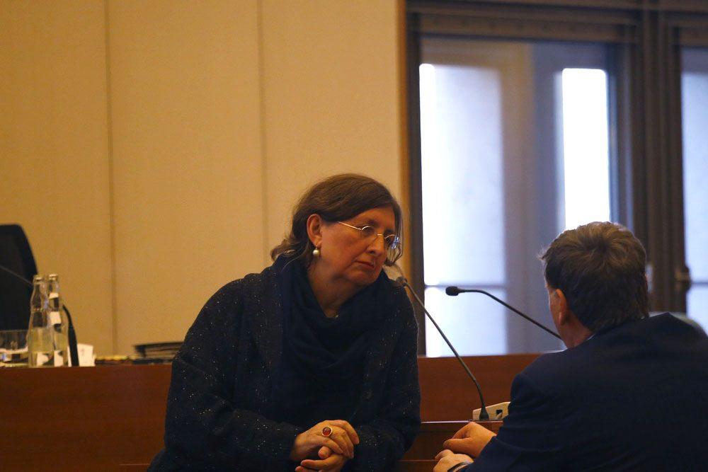 Baubürgermeisterin Dorothee Dubrau. Foto: Li-IZ.de