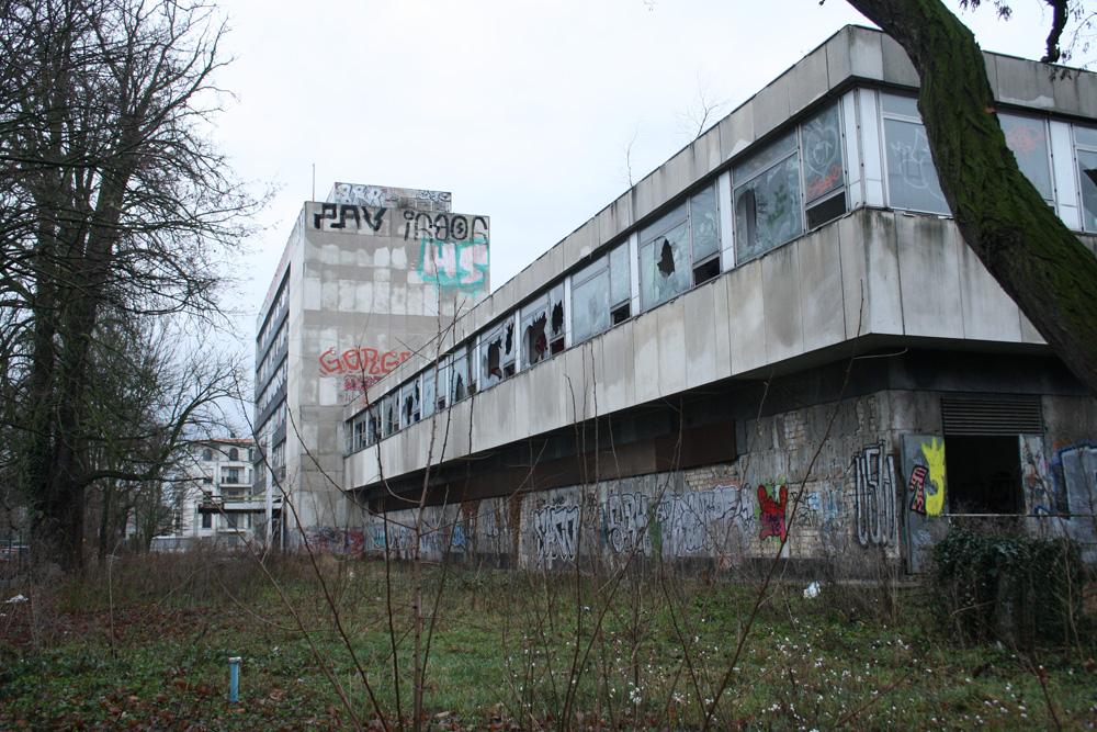 Das ehemalige Gästehaus des Ministerrats. Foto: Ralf Julke