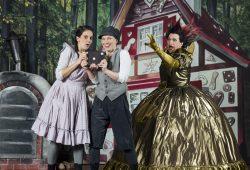 Hänsel und Gretel mobil. Foto: Tom Schulze