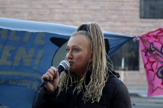 Irena Rudolph-Kokot (SPD). Foto: Alexander Böhm
