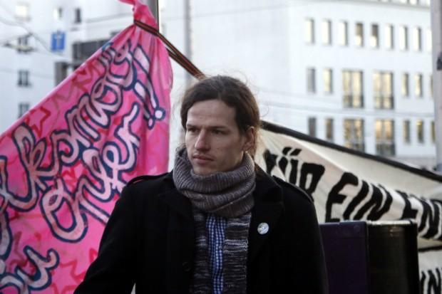 Jürgen Kasek (Grüne). Foto: Alexander Böhm