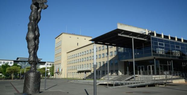 Der Sächsische Landtag. Foto: Steffen Giersch