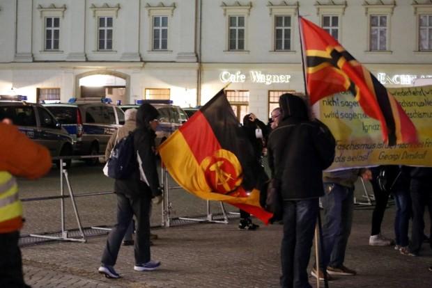 Legida national? Seltsame Länder aus der vergangenheit sind wieder da. Foto: L-IZ.de