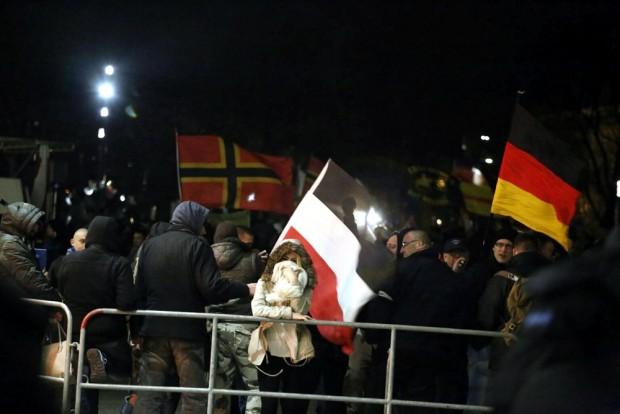 "Legida noch ""nationaler"". Foto: L-IZ.de"