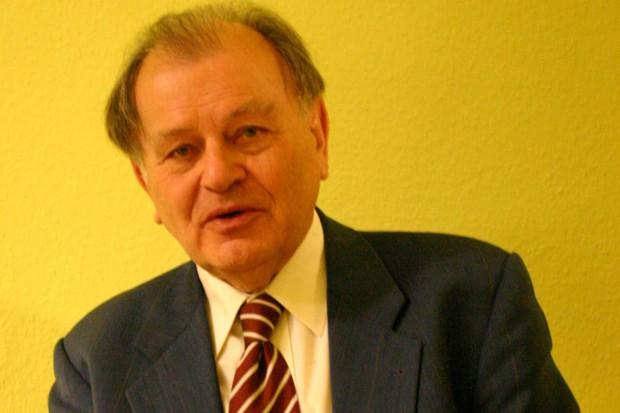 Erich Loest im Jahr 2004. Foto: Ralf Julke