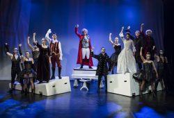 Kammeroper Köln Mozart Superstar. Foto: actorsphotography/Rolf Franke