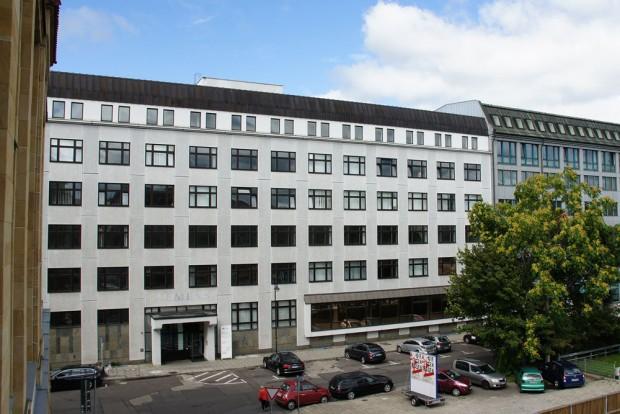 Campusgebäude der iba-Leipzig in der Nordstraße. Foto: Stadtbau AG Leipzig