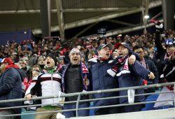 Wieder können sich die Leipziger über einen Sieg der Rasenballer freuen. Foto: Alexander Böhm