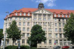 Wird von der Stiftung gefördert: Gedenkstätte Runde Ecke Leipzig. Foto: Ralf Julke