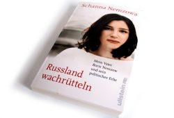 Schanna Nemzowa: Russland wachrütteln. Foto: Ralf Julke