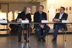 Hans-Werner Schmidt, Via Lewandowsky und Frédéric Bußmann. Foto: Ralf Julke
