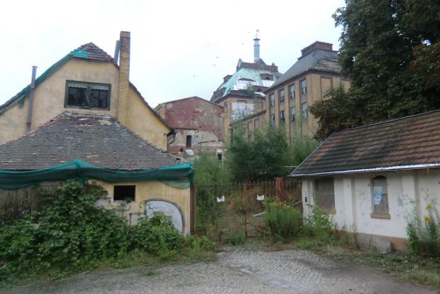 Alte Sternburg-Brauerei in Lützschena. Foto: Marko Hofmann