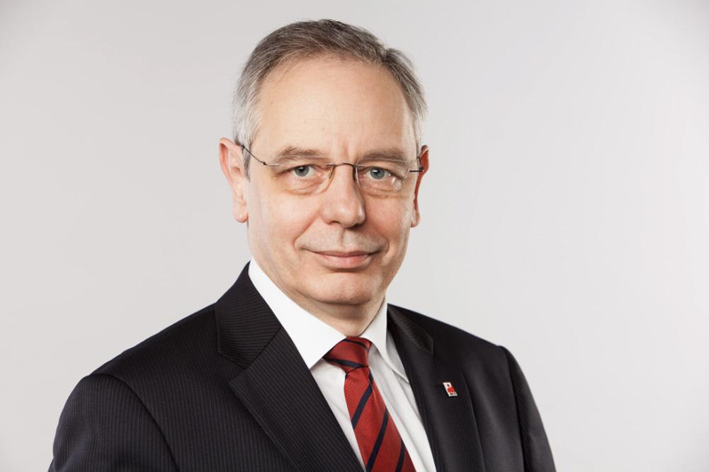 Michael Vassiliadis, Vorsitzender der IG BCE. Foto: Helge Krückeberg