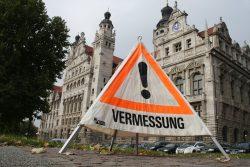 Immer wieder neu zu vermessen: Wie funktioniert Demokratie in Leipzig? Foto: Ralf Julke
