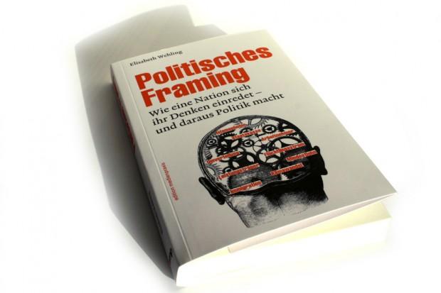 Elisabeth Wehling: Politisches Framing. Foto: Ralf Julke