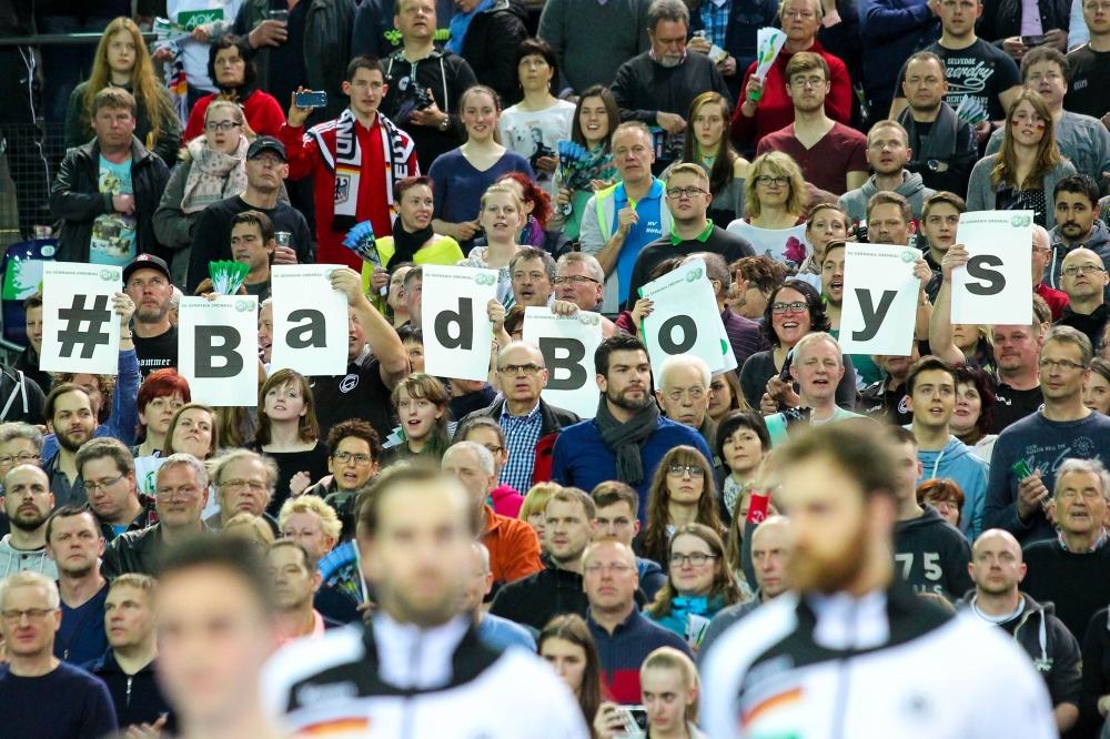 """Die """"Bad Boys"""" sind zu Gast in Leipzig. Foto: Jan Kaefer"""