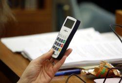 Die Stadträte dürfen nun elektronisch abstimmen. Foto: Alexander Böhm