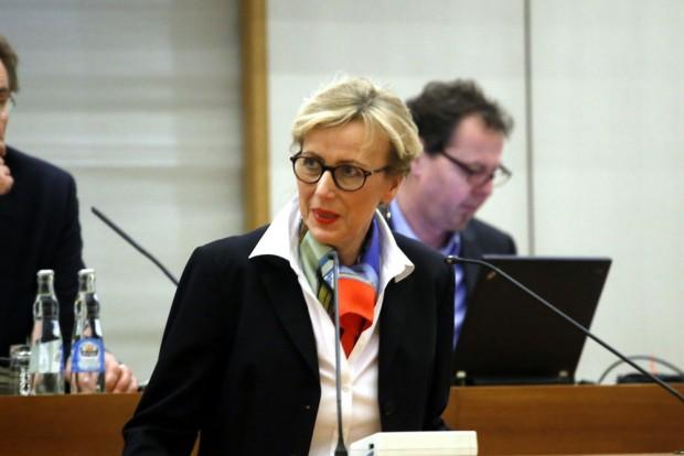 Andrea Niermann (CDU). Foto: Alexander Böhm